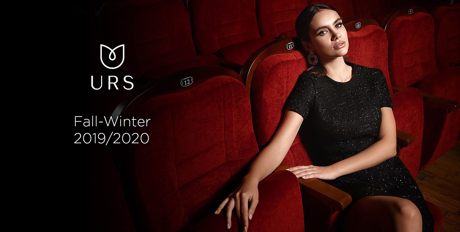 Коллекция Осень-Зима 2019 - 2020 от ЮРС 2